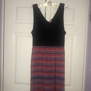 NWOT! Sleeveless Maxi Dress In XL (16-18)